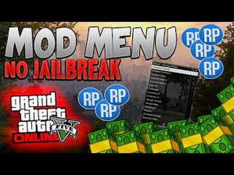 PS3] GTA 5 Install USB Mod Menu's Tutorial (NO JAILBREAK) GTA 5 Online ...