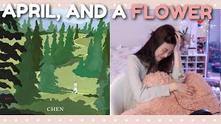 Download CHEN 첸 FULL ALBUM LISTEN: April, and a flower (사월, 그리고 꽃) - The 1st Mini Album Mp3