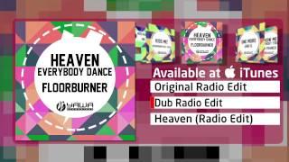 Floorburner - Everybody Dance (Dub Radio Edit)