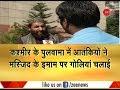 Terrorists shoot Hanifa Masjid's Imam Mohammad Ashraf Thoker in Pulwama