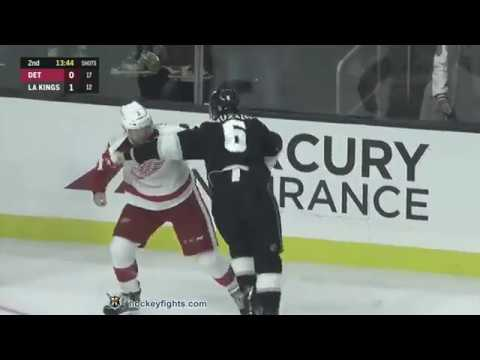 Nick Jensen vs Jake Muzzin Oct 7, 2018