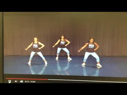 2018 Tryout Dance - Boom Boom