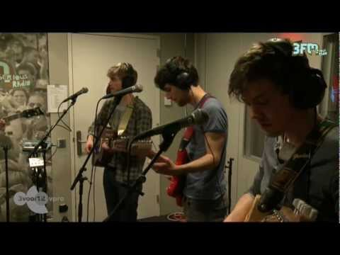 Geppetto & The Whales - 'Juno' live @ 3voor12 Radio