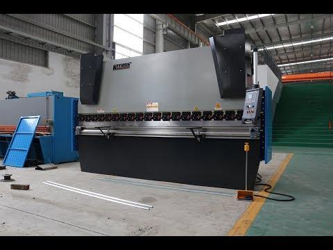 Metal Brake | Sheet Metal Bending Machine | Sheet Metal Press Brake from KRRASS