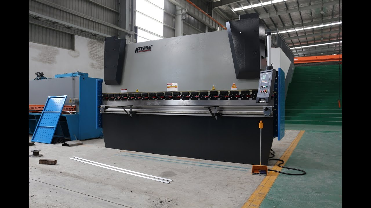 Images For Metal Bending Machine >> Metal Brake Sheet Metal Bending Machine Sheet Metal Press Brake From Krrass