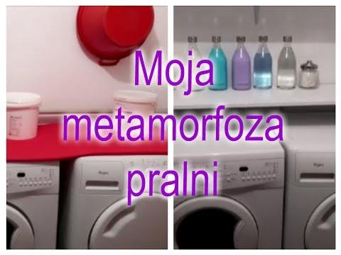 Moja metamorfoza pralnia/ Laundry Room Makeover