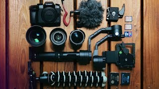 GEAR I use for TRAVEL/CINEMATIC videos