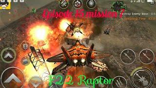 Gunship battle HD gameplay episode 15 mission 7,trap