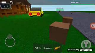 HELLO NEIGHBOR EN ROBLOX!!! | MartinGamer
