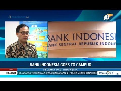 Misi Bank Indonesia di Universitas Brawijaya Malang