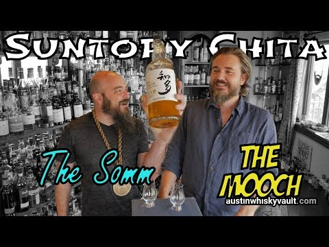 Suntory Chita Whiskey with Redbreast 12 Comparison.  + Timorous Beastie Cameo Ep: 236