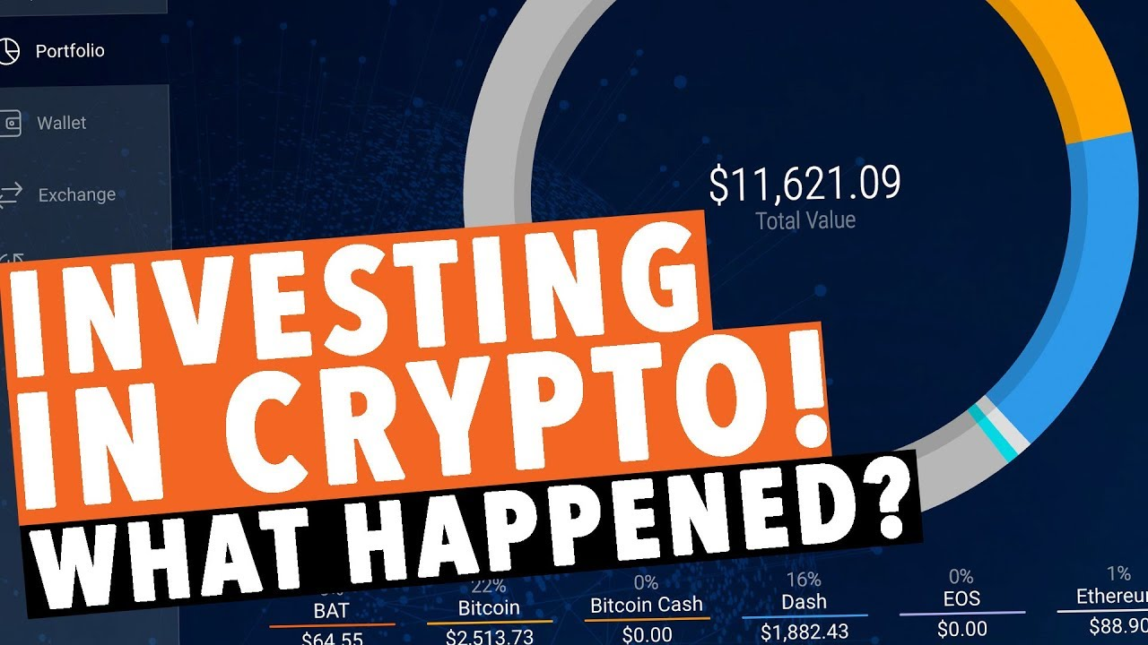 what happened to cryptocurrency