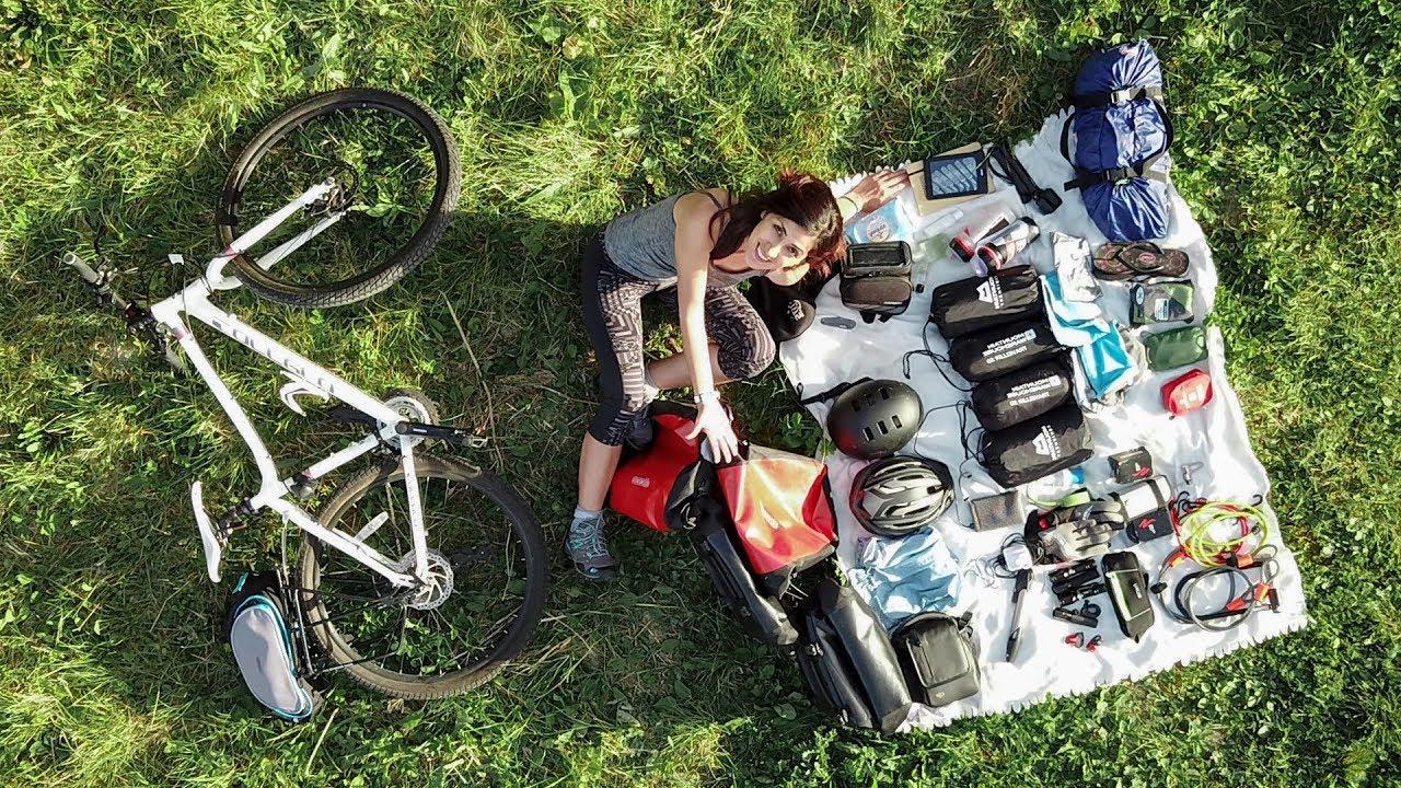 73e439e125b Bike Touring Gear - What to Bring on a Bike Tour - YouTube
