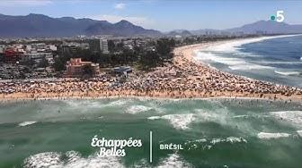 Au rythme du Brésil - Échappées belles