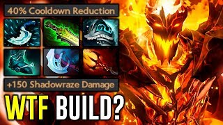 MagE- SF - Magic Dagon 40% Cooldownd Reduction Build - Dota 2