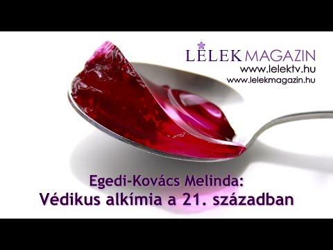 Egedi-Kovács Melinda: Védikus alkímia a 21. században