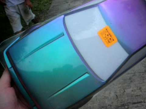 Rc Paint Toyota Trueno Ae86 Color Changing Paint