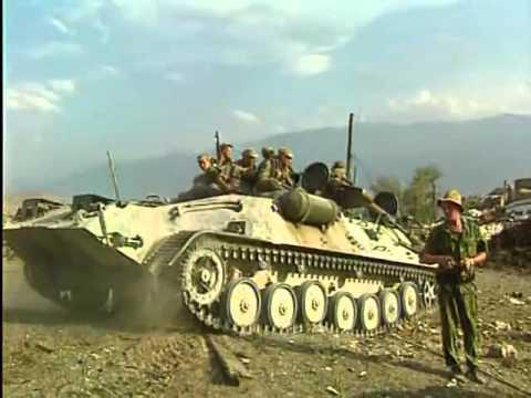 Настоящая война The Real War - Chechnya