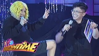 It's Showtime Miss Q and A: Vice and Vhong poke fun at each other during Miss Q & A