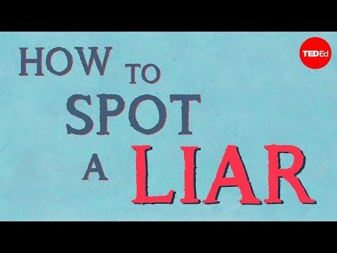 The language of lying — Noah Zandan
