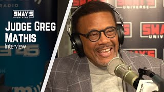 Judge Greg Mathis Talks Aretha Franklin and Gives Insider Insight on The Justice System