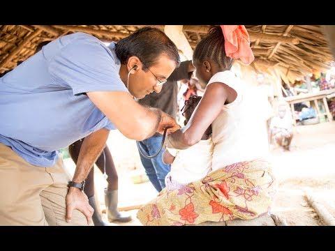 UBS Optimus Foundation: Saving lives with Last Mile Health