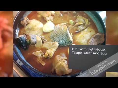 Top 5 Food In Ghana