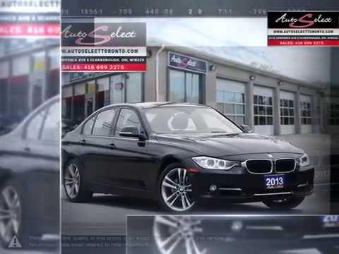2013 BMW 3 Series | Auto Select Toronto | WBA3B3C56DJ810231 1MWKH1