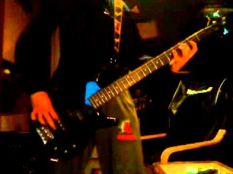 Arch Enemy - Nemesis (Bass Cover)