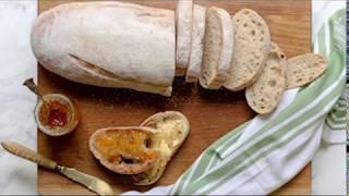 September's Sourdough Bread recipe