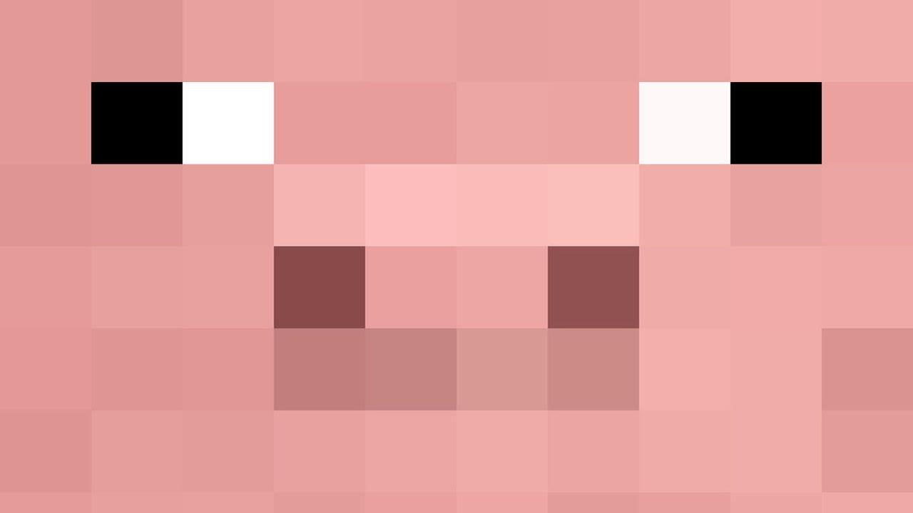Minecraft Pig Explosion