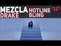 Drake - Hotline Bling Mezclando Tema (Tutorial en Español)
