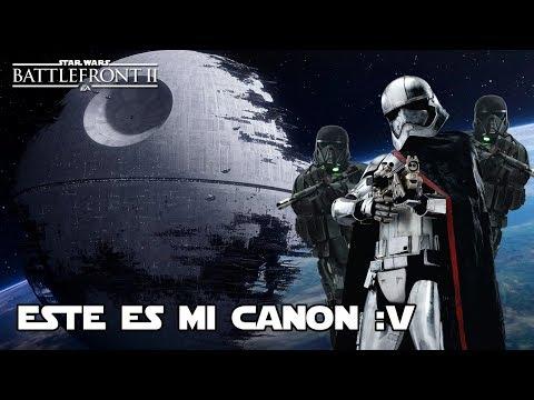 La Death Star 2 se pone imposible - Star wars Battlefront 2 - Jeshua Revan thumbnail