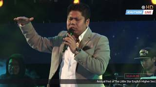 Ranbir Thouna with Blue Band | Musical Nite | Thoubal Haokha