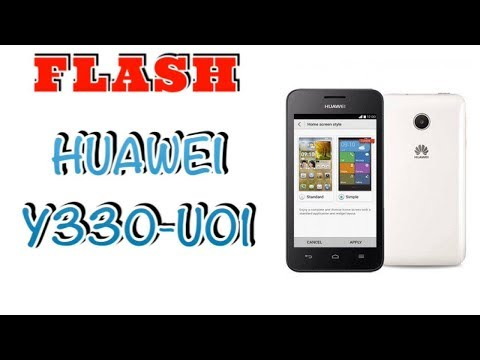 Fastboot Rescue Mode Huawei Y530