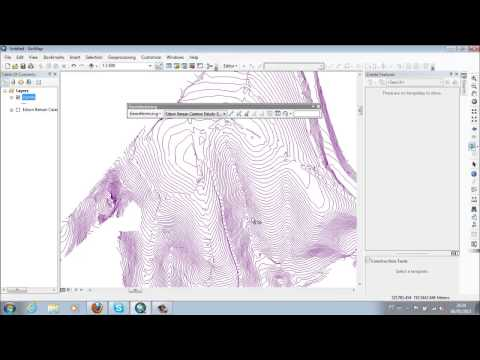 Converting a table of lat long values into a shapefile for Convert dwg to kmz