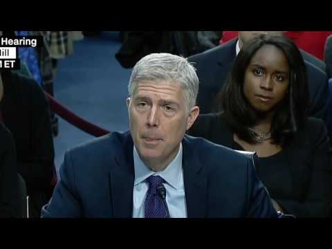 Democrats Dumb Questions For Gorsuch | SUPERcuts! #453
