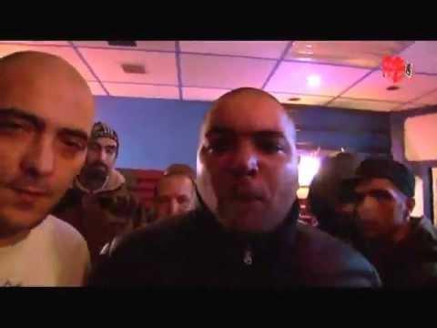Youtube: LIM FREESTYLE VIOLENCES URBAINES 4 AVEC LES FRERES!