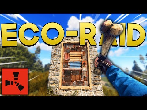 ECO-RAIDING OP! - Rust Gameplay thumbnail