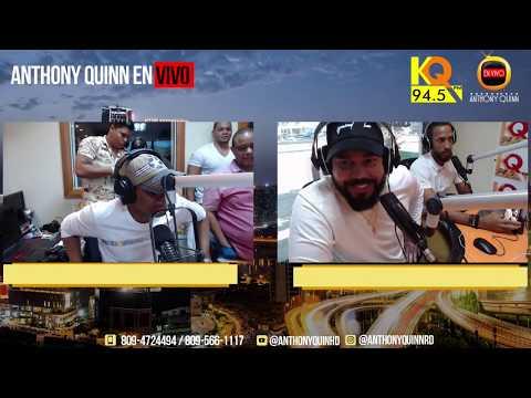 Entrevista - Spiff dice cuando saldra Anuel  - Anthony Quinn EN Vivo
