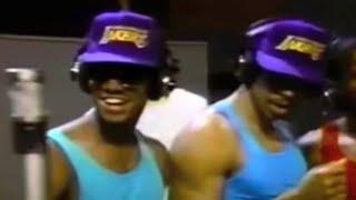 LA Lakers Rap All-Stars - Just Say No!