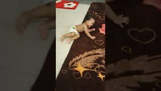Funny video of baby..crazy for Durian Malaysian fruit