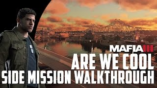 MAFIA 3 - Are We Cool Side Mission Walkthrough - Weed Runs / Racket Earnings