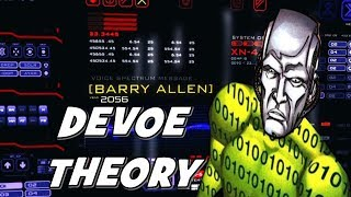 The Flash Season 4: Barry's 2056 Message - The DeVoe and Metahumans War Theory