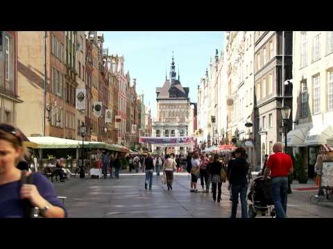 Gdansk where business meets