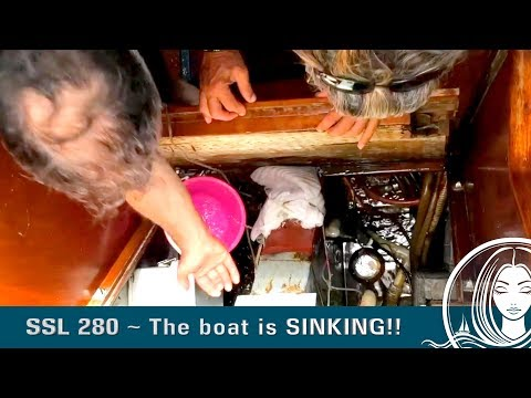 SSL 280 ~ The boat is SINKING!!