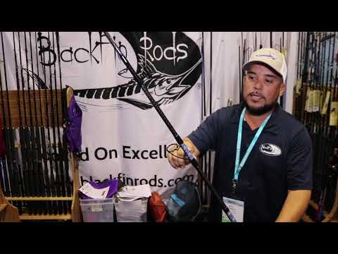 Blackfin Custom Series Rods At ICAST 2019