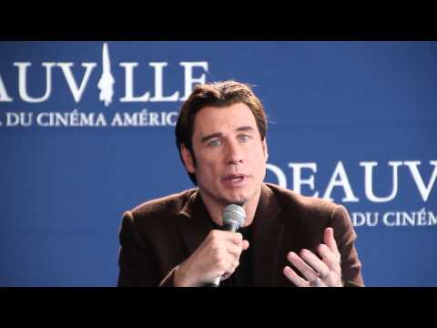 John Travolta about Killing season