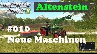LS17 Altenstein #010 Neue Maschinen