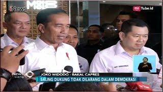Ijtima Ulama II Dukung Prabowo-Sandiaga Uno, Ini Reaksi Jokowi - iNews Siang 19/09